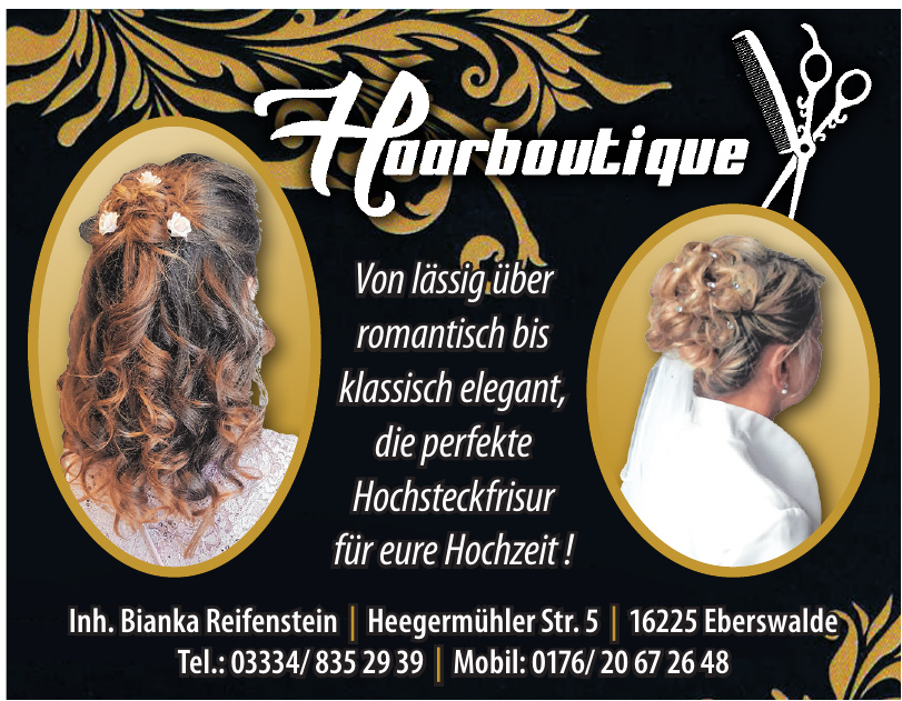 Haarboutique Bianka Reifenstein