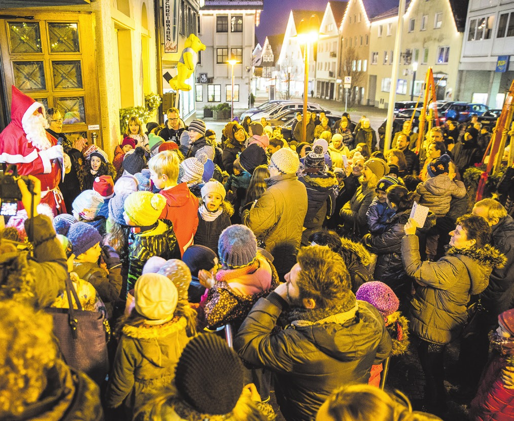 Giengen im Advent 2018 Image 2