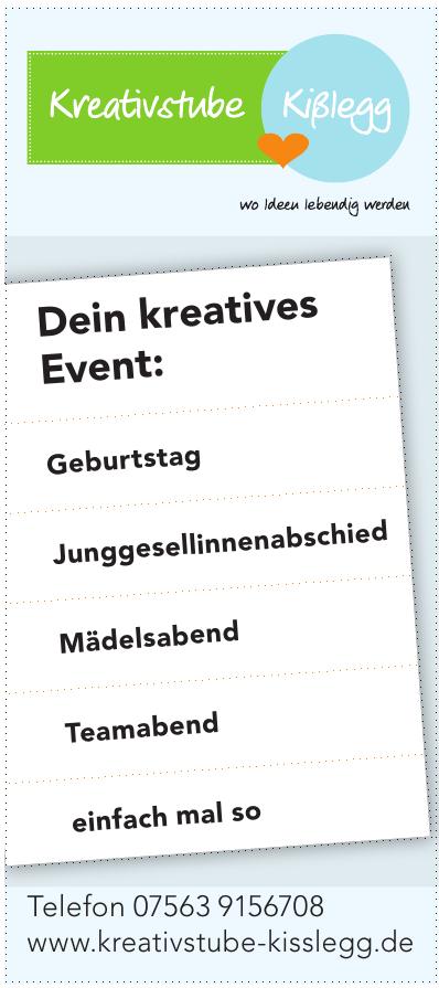 Kreativstube Kißlegg