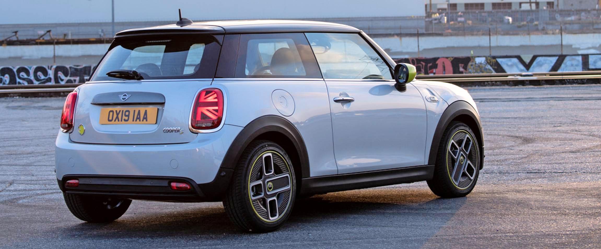 Zum Preis eines regulären Mini Cooper S bringt der Autobauer die elektrische Variante mit 184 PS und bis zu 270 Kilometer Reichweite auf den Markt. Foto: Mini