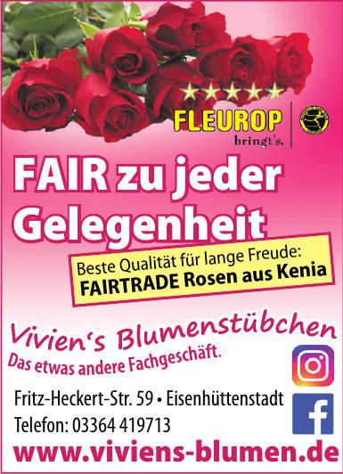Vivien's Blumenstübchen
