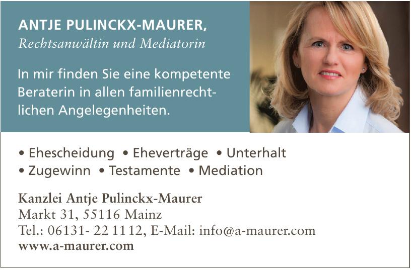 Kanzlei Antje Pulinckx-Maurer