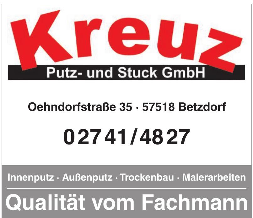 Kreuz Putz- und Stuck GmbH