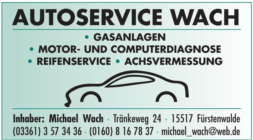 Autoservice Wach