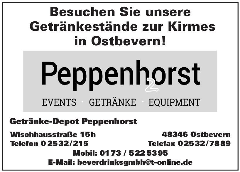 Peppenhorst Bever Drinks GmbH