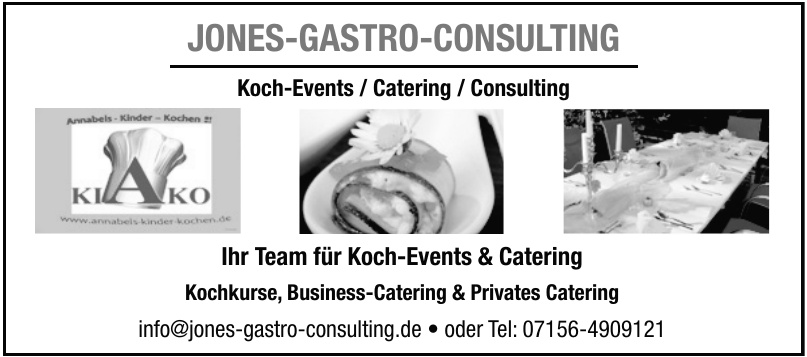 Jones-Gastro-Consulting