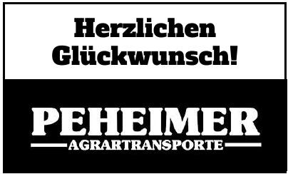 Peheimer Agrartransporte
