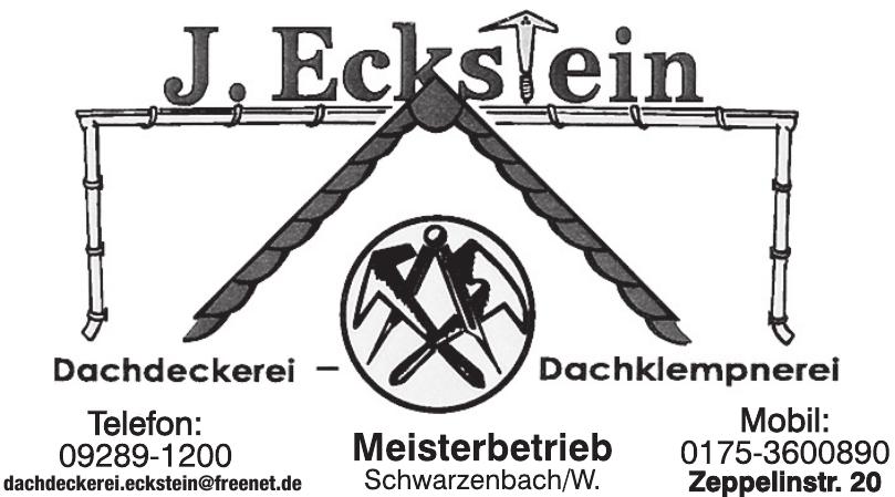 J. Eckstein Dachdeckerei - Dachklempnerei