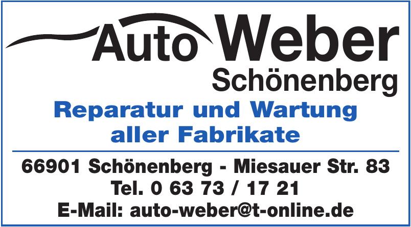 Auto Weber Schönenberg