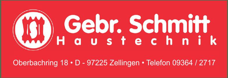 Gebr. Schmitt Haustechnik