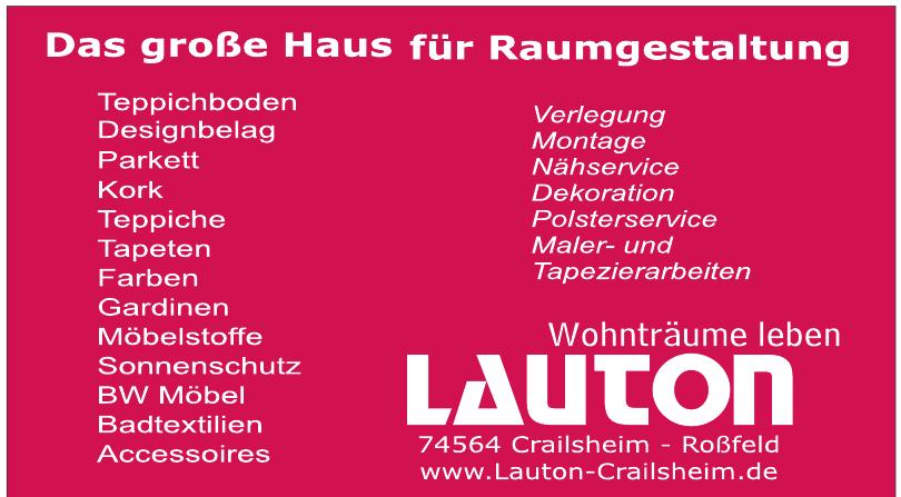 Lauton ZTM GmbH