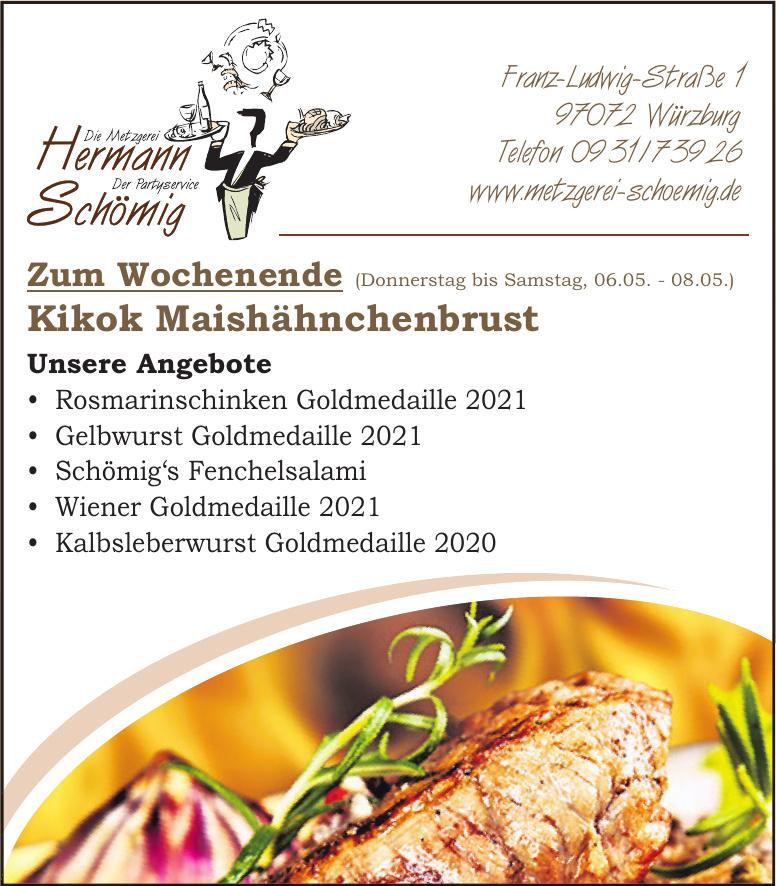 Metzgerei Hermann Schömig GmbH