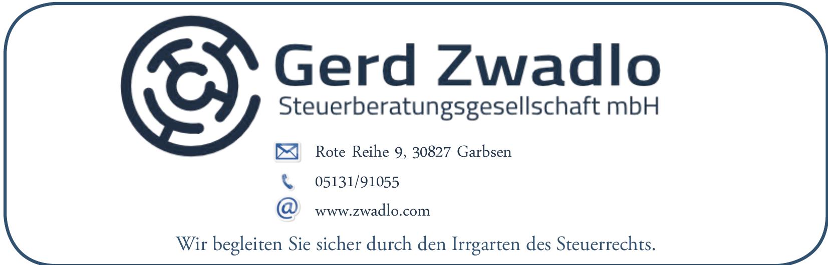 Gerd Zwadlo Steuerberatungsgesellschaft mbH
