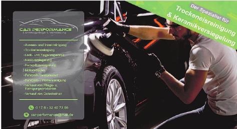 Car Performance - Fahrzeugpflege & Veredelung