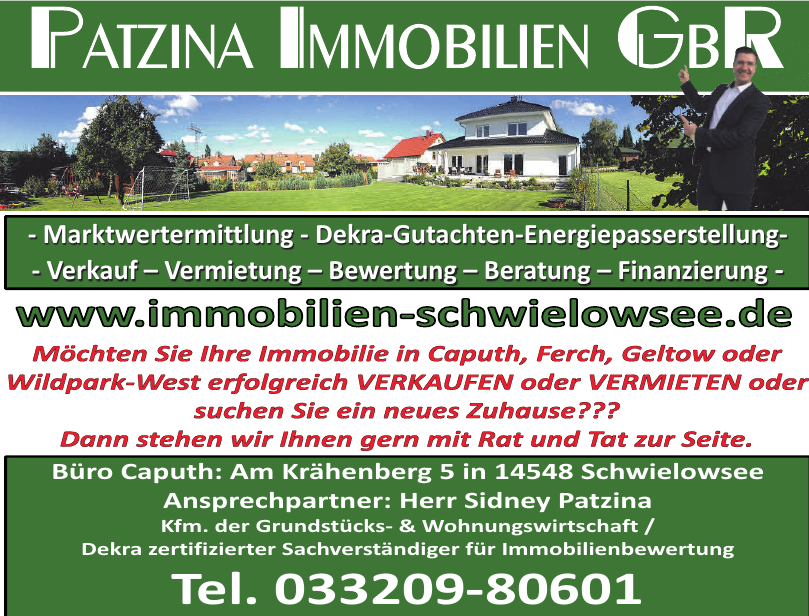 Patzina Immobilien GbR