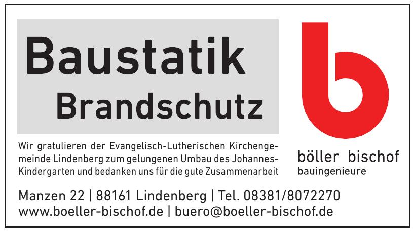 Böller Bischof Bauingenieure