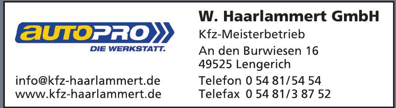 W. Haarlammert GmbH