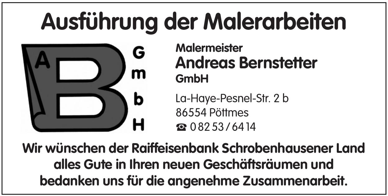 Malermeister Andreas Bernstetter GmbH