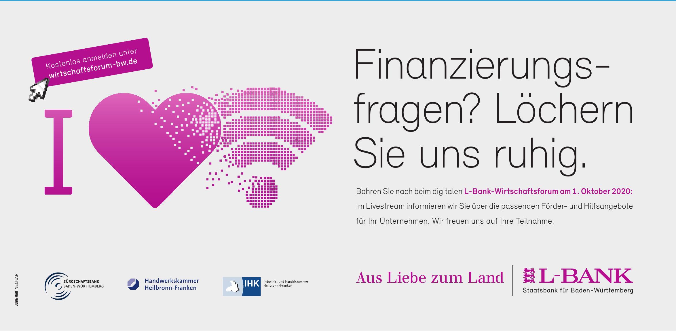 L-Bank-Wirtschaftsforum
