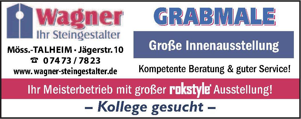 Wagner - Ihr Steingestalter
