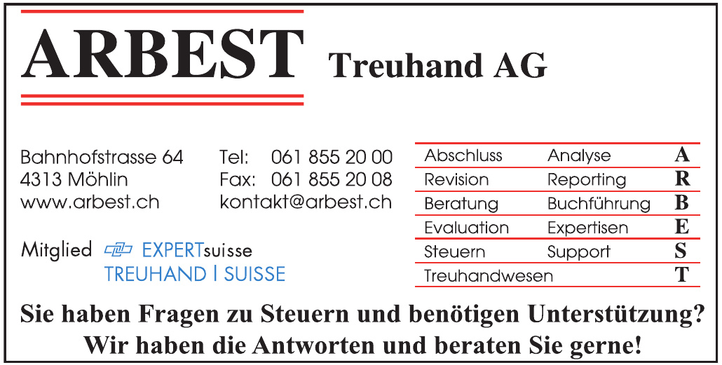 Arbest Treuhand AG