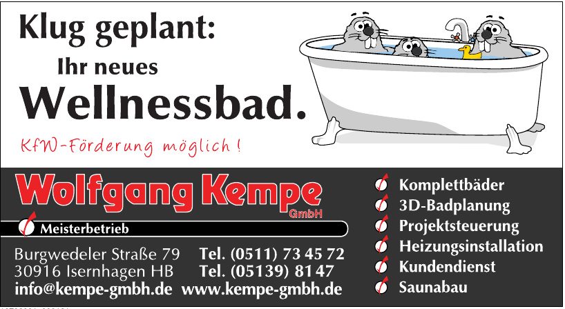 Wolfgang Kempe GmbH