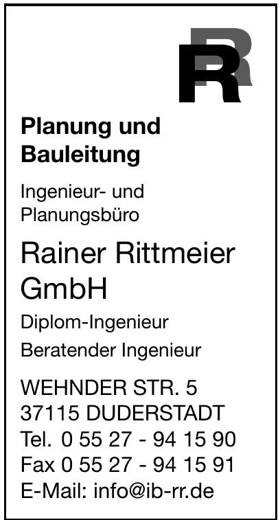 Rainer Rittmeier GmbH