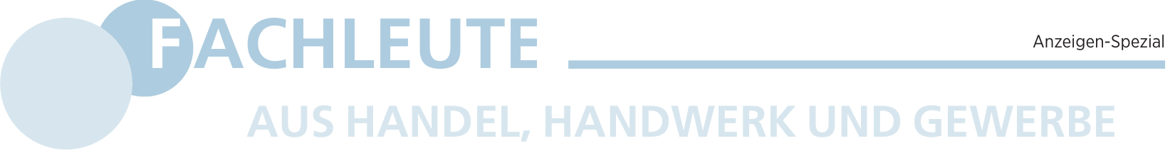 Fachleute aus Handel, Handwerk und Gewerbe Image 1