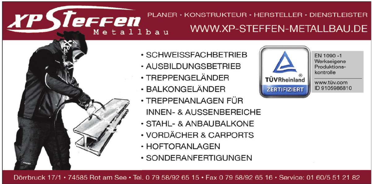 XP Steffen Metallbau