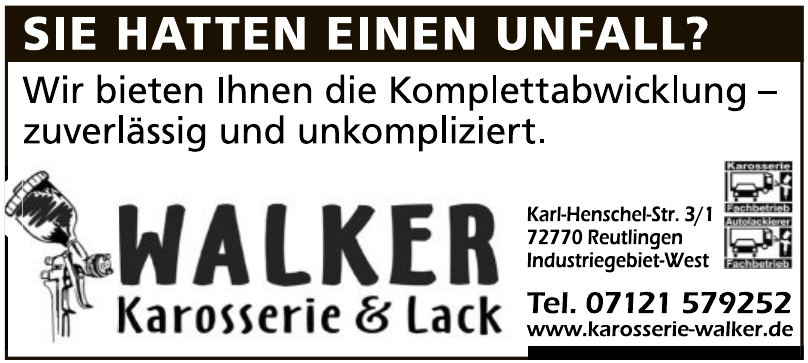 Walker Karosserie & Lack
