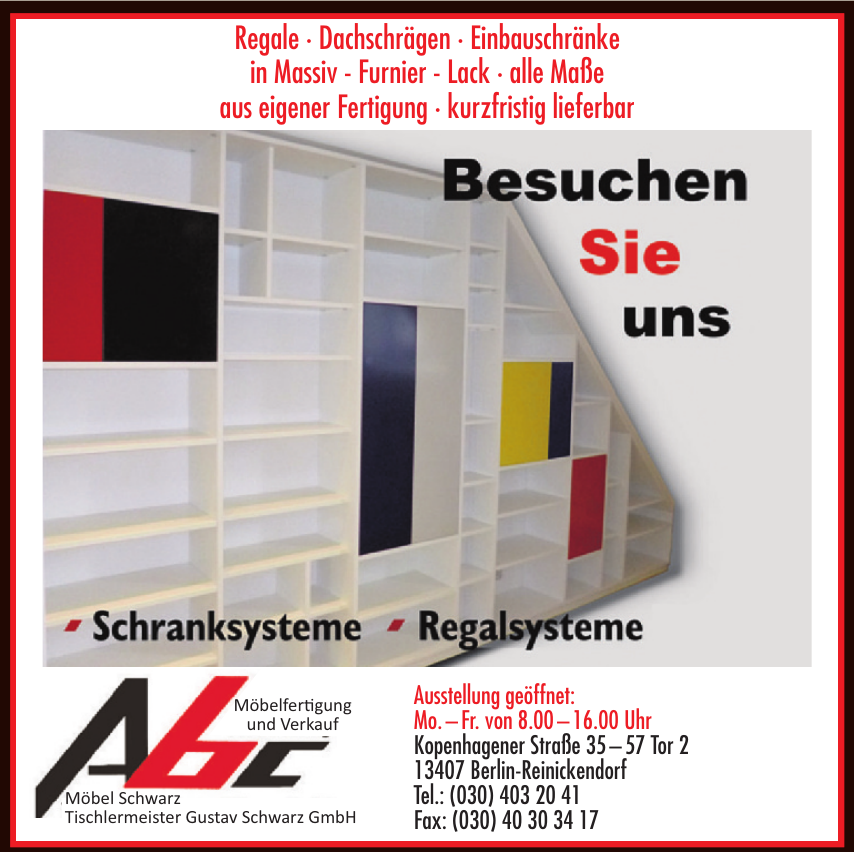 Möbel Schwarz GmbH