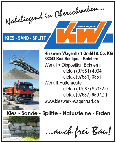 Kieswerk Wagenhart GmbH & Co. KG