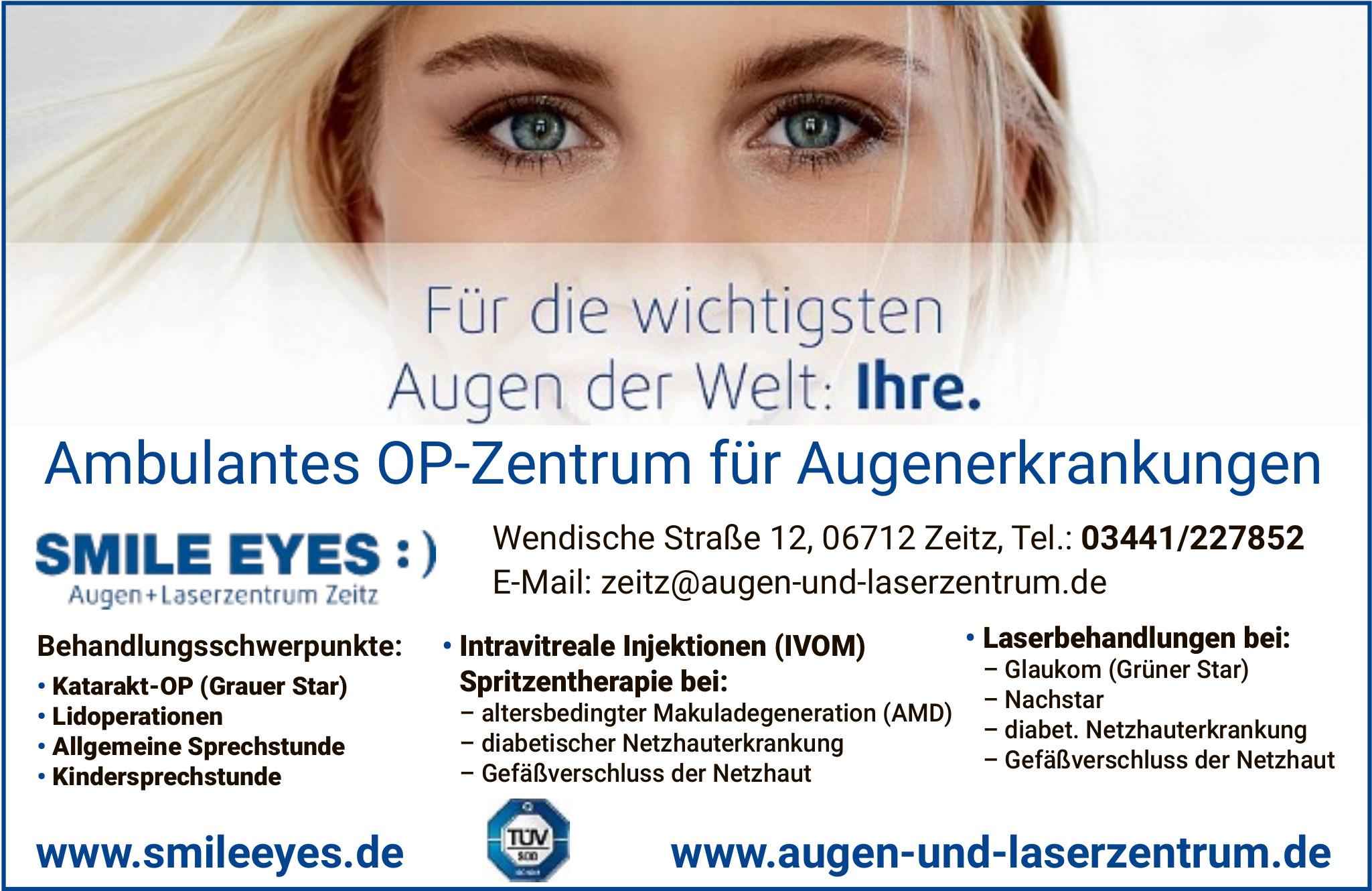 Dr. med. Laszlo Kiraly Augen- und Laserzentrum Leipzig