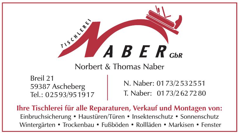 Tischlerei Naber GbR