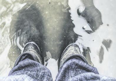 Das Tükische am Phänomen Starkregen ist seine Unvorhersehbarkeit. Ehe man sich versieht, sind Straßen und Kellerräume überflutet. Foto: Pixabay