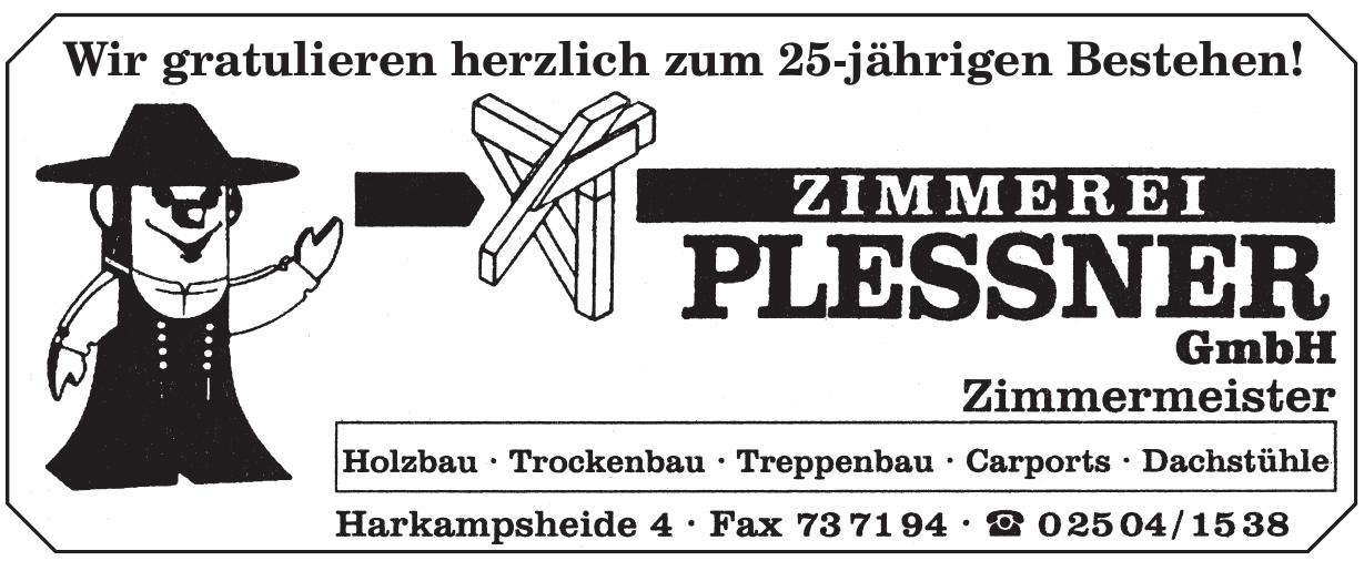 Zimmerei Plessner GmbH