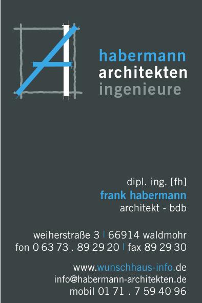 Frank Habermann Architekturbüro