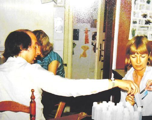 ... das seine Eltern 1982 in der Küche starteten...