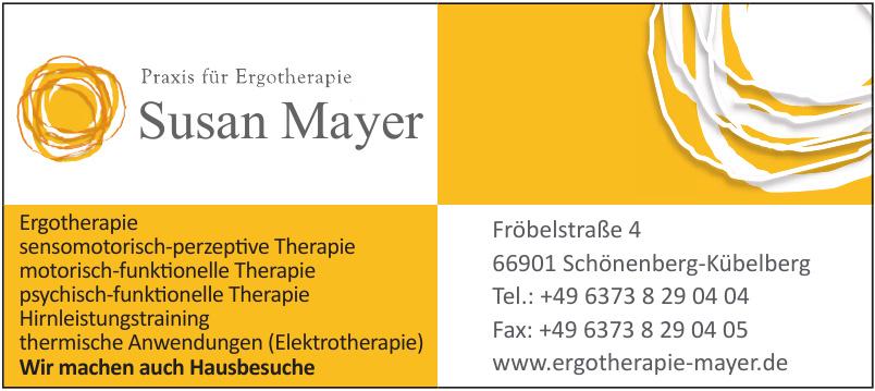 Praxis für Ergotherapie Susan Mayer