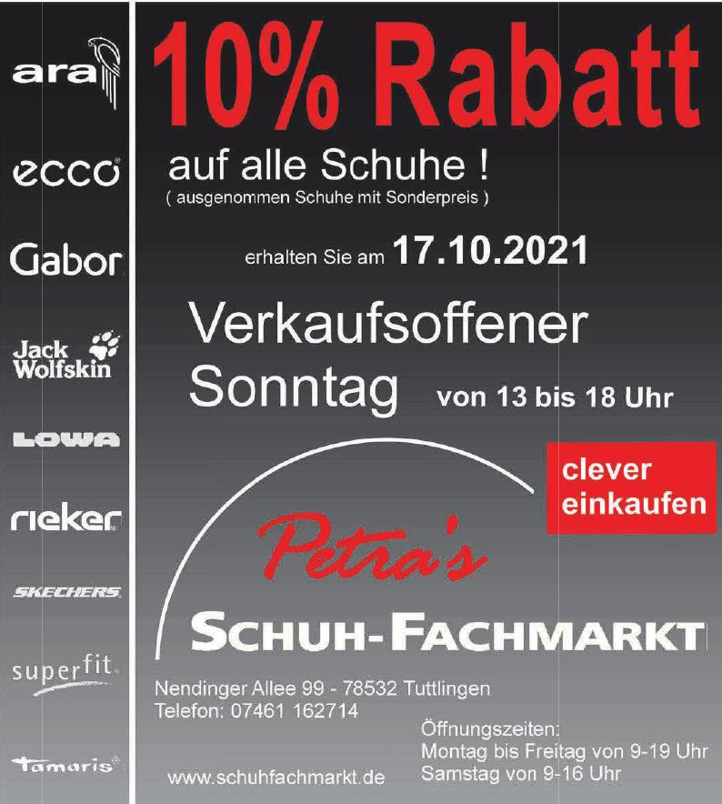 Petra´s Schuh-Fachmarkt