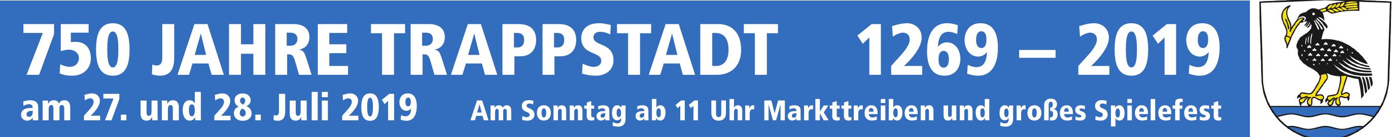 750 Jahre Trappstadt  Image 1