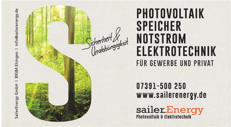 SailerEnergy GmbH