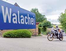 Von der weiten Welt nach Berlin ist es in der Gemeinde Seedorf nur ein Katzensprung … und die Walachei beginnt zwischen Eckernförde und Kiel.