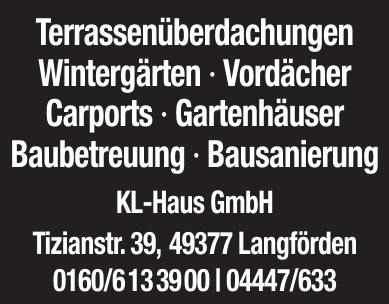 KL-Haus GmbH
