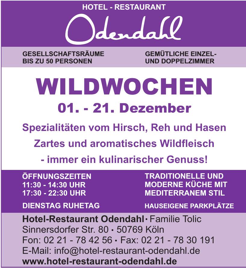 Hotel-Restaurant Odendahl