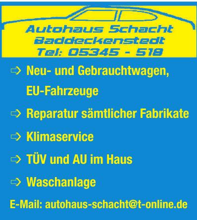 Autohaus Schacht
