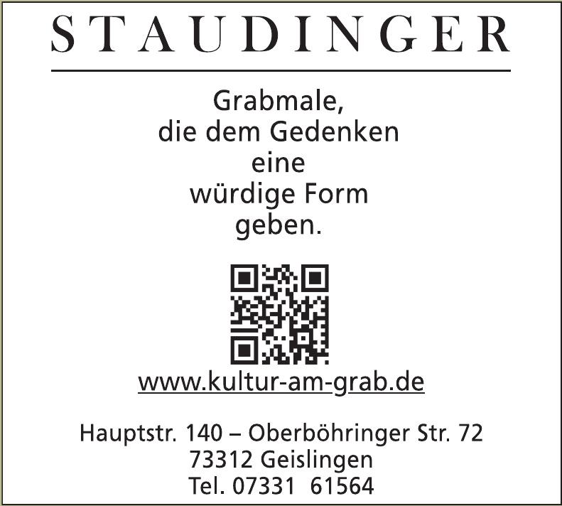 Staudinger