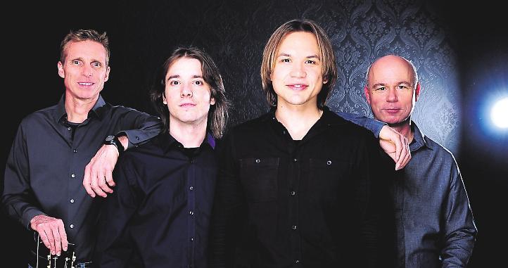 Das Barrios Guitar Quartet gehört zu den musikalischen Höhepunkten des Kultursommers Foto: Barrios Guitar Quartet
