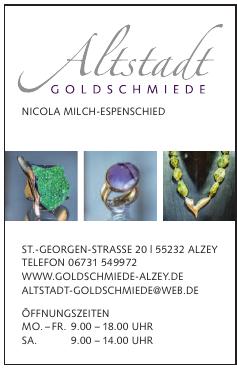 Altstadt Goldschmiede