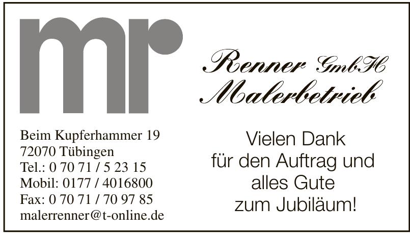 Renner GmbH Malerbetrieb